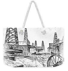 Gladys City Weekender Tote Bag