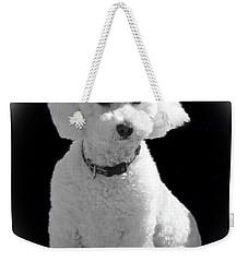 Glamorous Coco Weekender Tote Bag by Emmy Marie Vickers