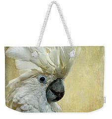 Glamour Girl Weekender Tote Bag by Lois Bryan