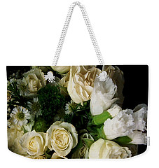 Weekender Tote Bag featuring the photograph Glamour by RC DeWinter