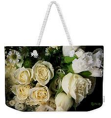 Glamour Weekender Tote Bag by RC deWinter