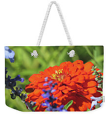 Glances Of Summer - Images From The Garden Weekender Tote Bag