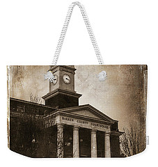 Glasgow Ky Courthouse Weekender Tote Bag