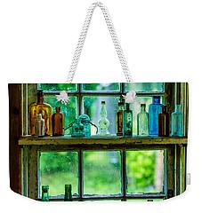 Glass Bottles Weekender Tote Bag