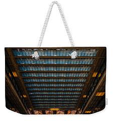 Glass Ceiling Weekender Tote Bag
