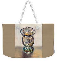 Glass Goblet Weekender Tote Bag
