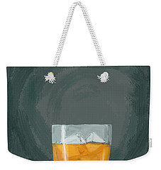 Glass, Ice,  Weekender Tote Bag