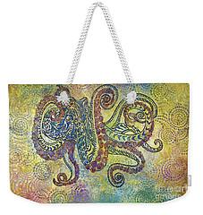 Glass Octopus Weekender Tote Bag