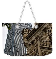 Glass Steel And Stone Weekender Tote Bag