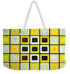 Glass Wall Weekender Tote Bag by Lorna Maza