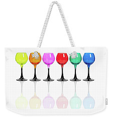 Glasses #2085 Weekender Tote Bag