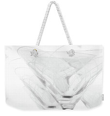 To The New Year  Weekender Tote Bag