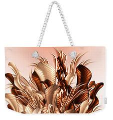 Glassy Present Weekender Tote Bag