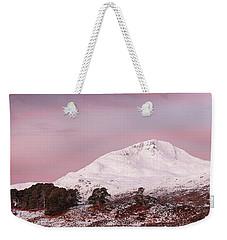 Glen Affric Sunrise Weekender Tote Bag