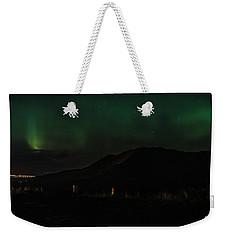 Glen Alps Northern Lights 1 Weekender Tote Bag