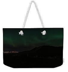 Glen Alps Northern Lights 2 Weekender Tote Bag
