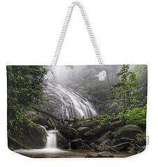 Glen Burney Falls Weekender Tote Bag