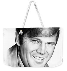 Glen Campbell Weekender Tote Bag