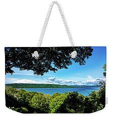 Glen Lake Weekender Tote Bag