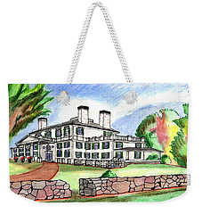 Glen Magna Farms Danvers Weekender Tote Bag by Paul Meinerth