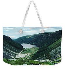 Glendalough Upper Lake Weekender Tote Bag