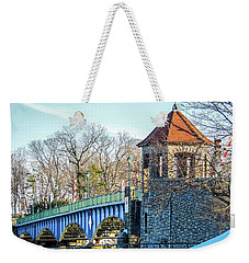 Glenn Island Drawbridge Weekender Tote Bag