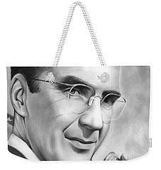 Glenn Miller Weekender Tote Bag by Greg Joens