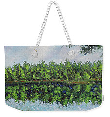 Glenoak Lake Weekender Tote Bag