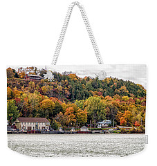 Glenora Ferry Dock Weekender Tote Bag