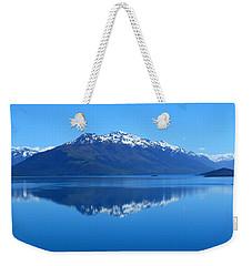 Glenorchy Road New Zealand Weekender Tote Bag