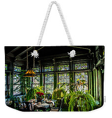 Glensheen Mansion Breakfast Room Weekender Tote Bag