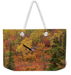 Glide Path Weekender Tote Bag by Ed Boudreau