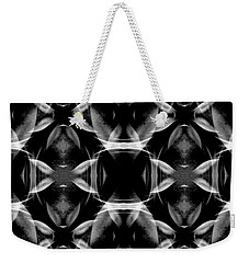 Weekender Tote Bag featuring the photograph Glimmer by Jack Dillhunt