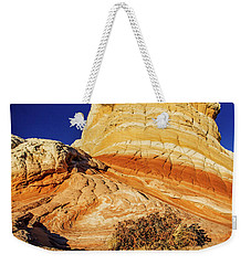 Weekender Tote Bag featuring the photograph Glimpse by Chad Dutson