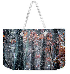 Glitterfall 2 Weekender Tote Bag