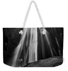 Gljufrabui Iceland Weekender Tote Bag