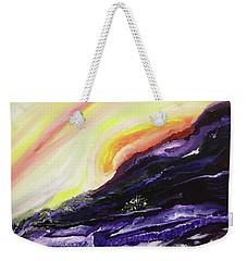 Gloaming Weekender Tote Bag