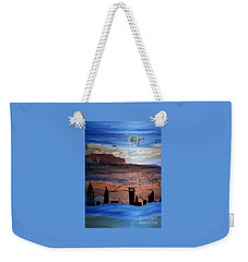 Global Care Be Aware Weekender Tote Bag