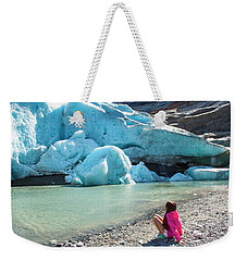Global Warming Weekender Tote Bag by Tamara Sushko