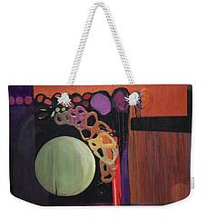 Globular Weekender Tote Bag