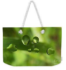 Globules Weekender Tote Bag