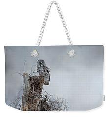 Gloomy Sunday  Weekender Tote Bag by Heather King