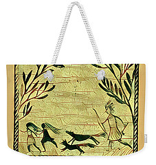Glooscap And The Witches Weekender Tote Bag