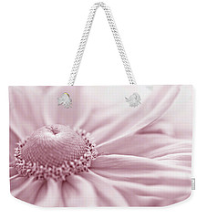 Gloriosa Daisy In Pink  Weekender Tote Bag by Sandra Foster