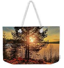 Glorious Day Weekender Tote Bag by Rose-Marie Karlsen