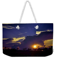 Glorious Days End Weekender Tote Bag