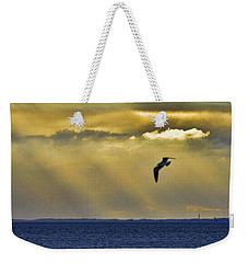 Glorious Evening Weekender Tote Bag