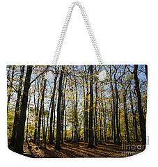 Weekender Tote Bag featuring the photograph Glorious Forest by Kennerth and Birgitta Kullman