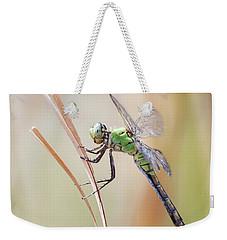 Glorious Green Dragon Weekender Tote Bag