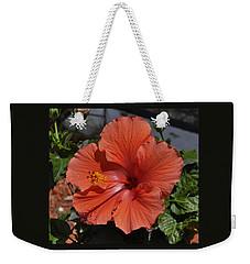 Glorious Hibiscus Weekender Tote Bag